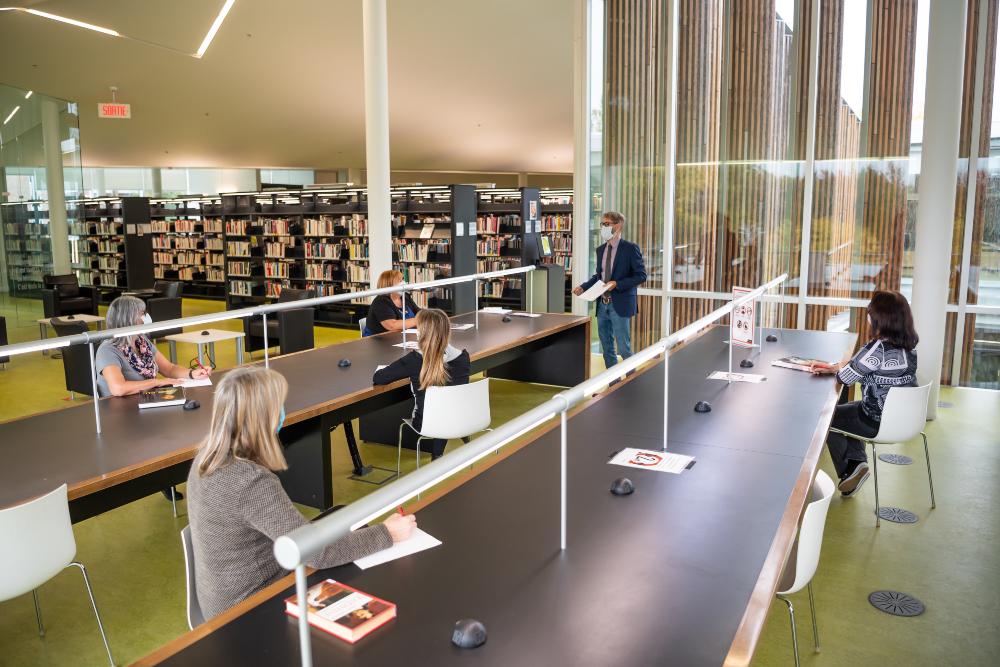 Activités bibliothèques