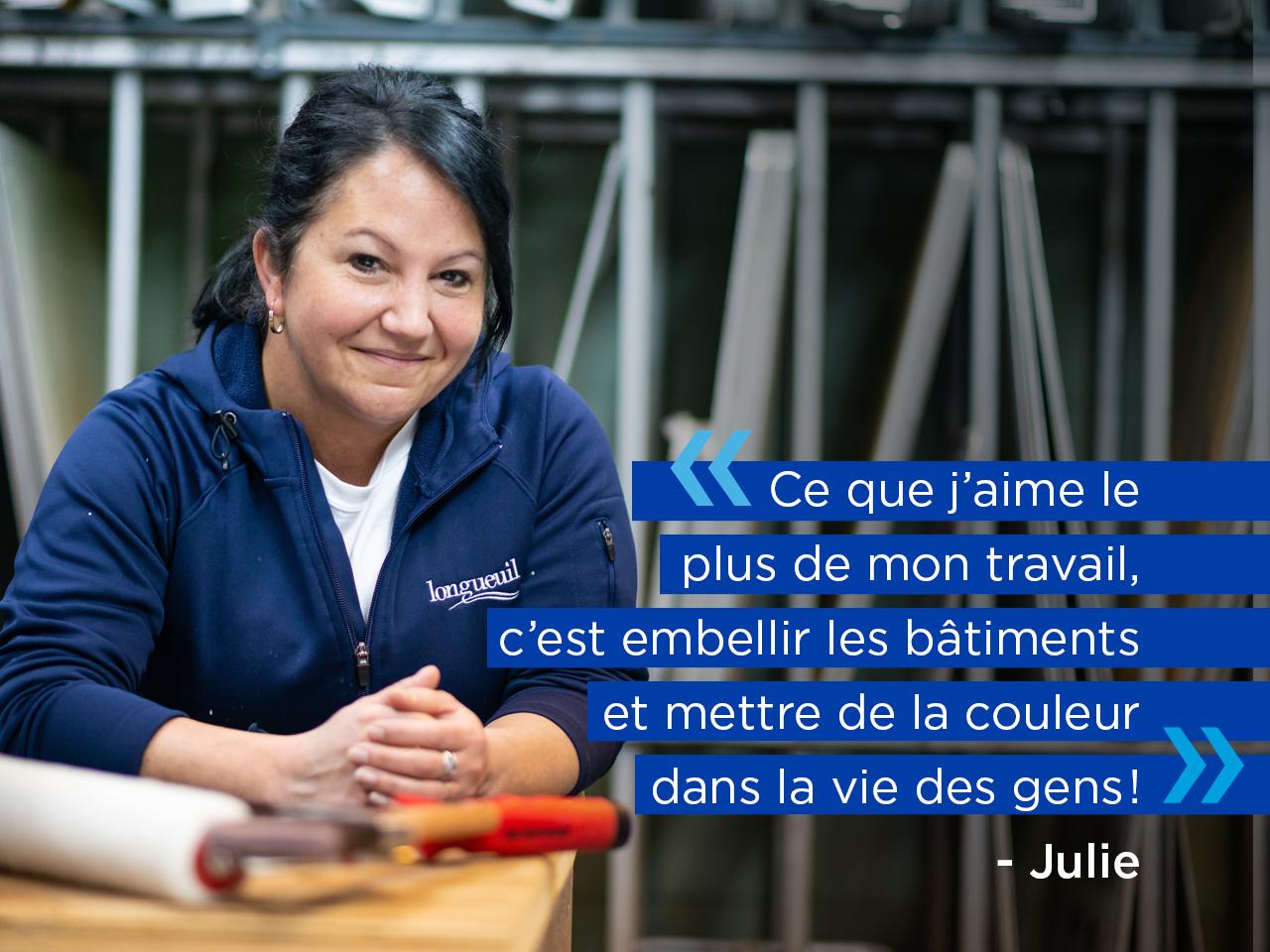 Citation Julie
