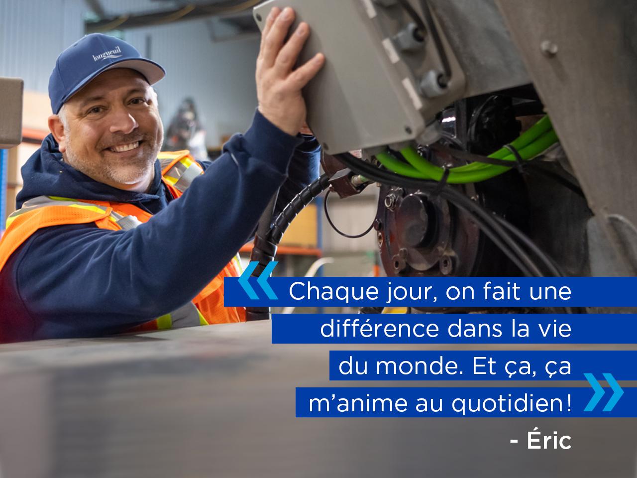 Citation Éric