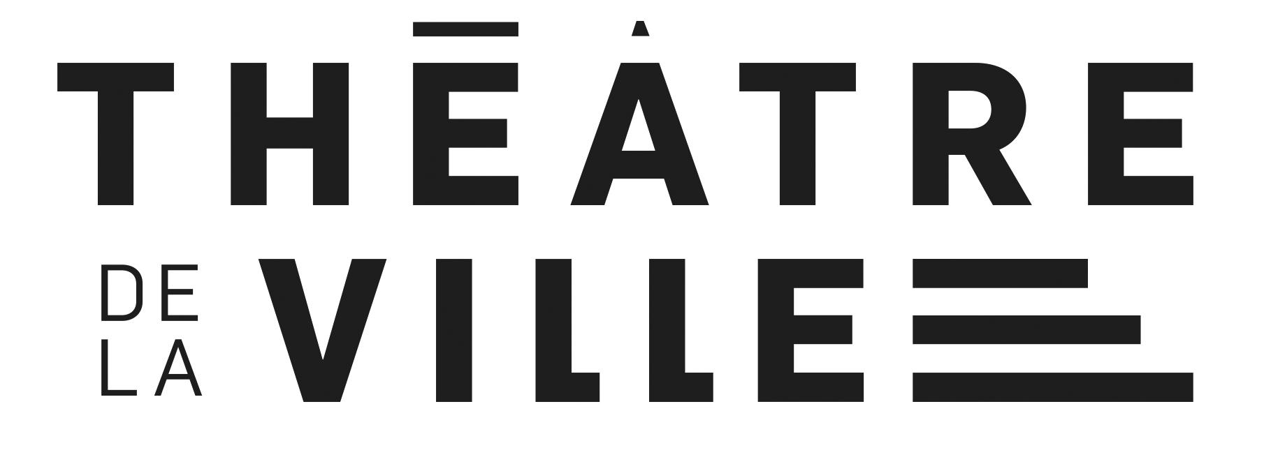 Logo théâtre de ville